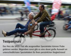 SPEZI 2017 - 22. Internationale Spezialradmesse @ Germersheim, Stadthalle | Germersheim | Rheinland-Pfalz | Deutschland