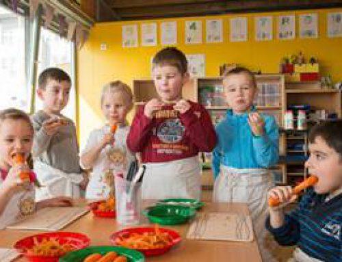 """""""Abenteuer Essen"""": Projekt zur frühkindlichen Ernährungsbildung wird fortgesetzt"""