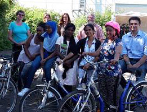 Bensheim: Fahrrad fahren für mehr Mobilität und Selbstständigkeit